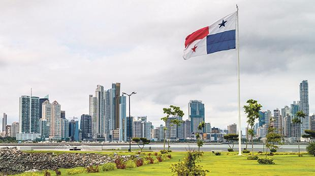 The first EU list of worldwide tax havens includes Panama. Photo: Shutterstock