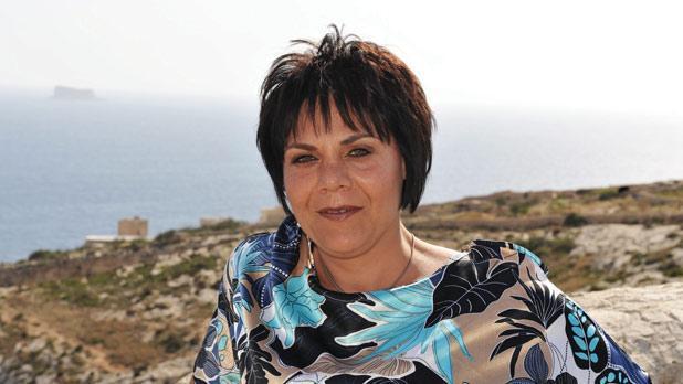 Claudette Abela Baldacchino