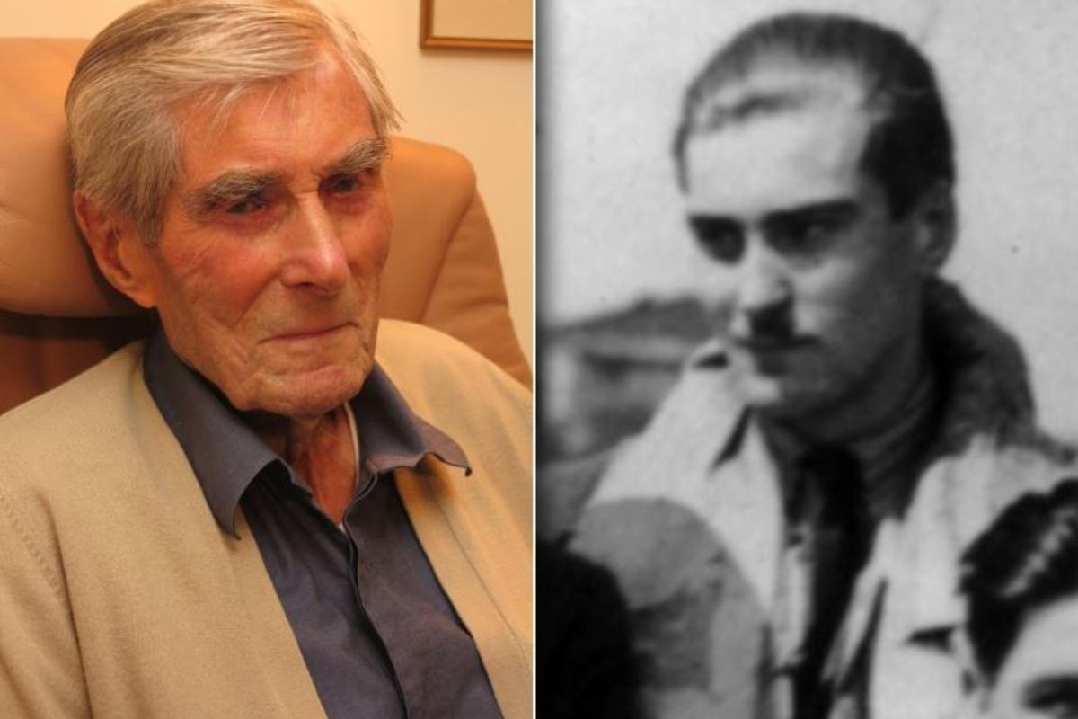 Fighter ace who defended Malta dies aged 101