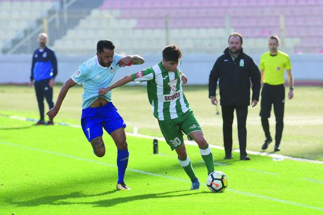 Title crown was firmly in Floriana's hands before stoppage – coach Potenza