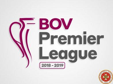 New logo for 2018-19 BOV Premier League unveiled.