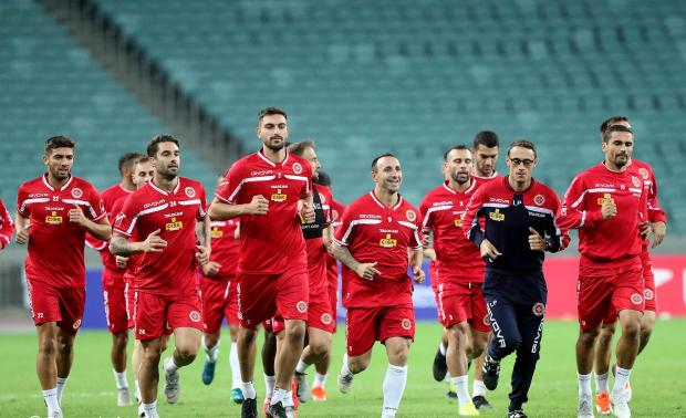Malta will complete their UEFA Nations League commitments against Kosovo and Faroe Islands. PHOTO: Domenic Aquilina