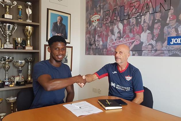 Balzan sign young Dutch striker