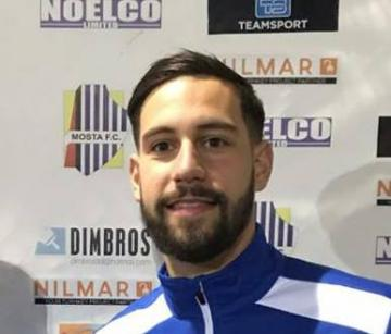 Gianluca Cuomo is Mosta's latest signing.