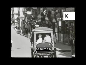 Watch: Stunning footage captures Malta in the 1930s