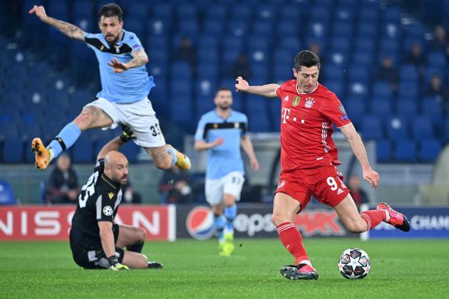 Musiala shines as Bayern Munich rout Lazio