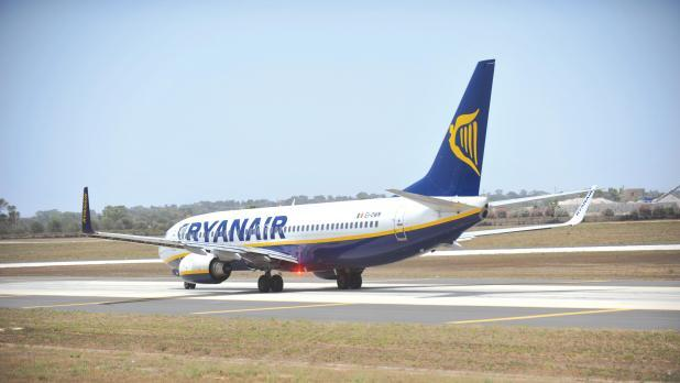 Ryanair releases complete list of cancelled flights