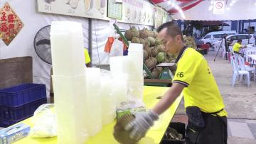 Watch: Chinese hunger for 'world's smelliest fruit' threatens Malaysian forests