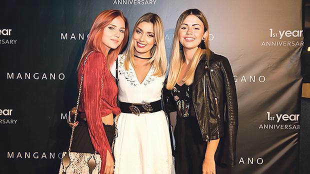Stella Cini, Taryn Mamo Cefai and Jade Zammit Stevens.