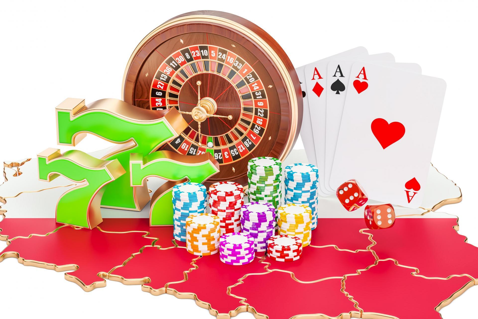 Głębsze spojrzenie na polską branżę hazardową wartą 5 mld euro