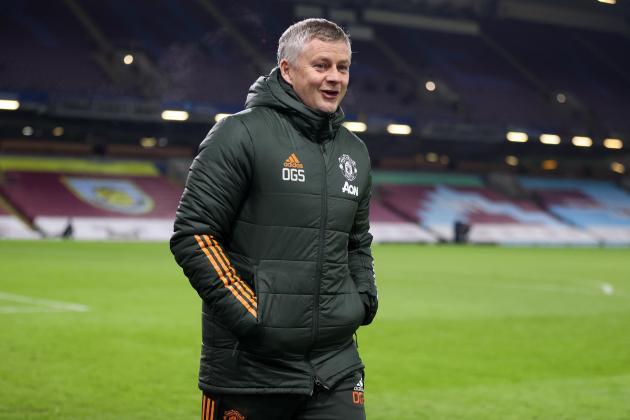 Liverpool clash comes at perfect time for leaders Man. Utd – Solskjaer