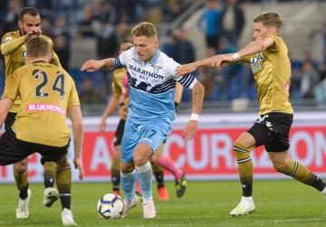 Lazio back in Champions League chase with Udinese win