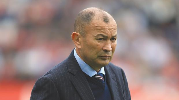 Coach Eddie Jones is being linked with the vacant England job.