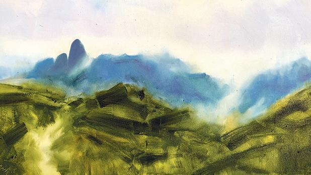 Wuyishan, Andrew Borg