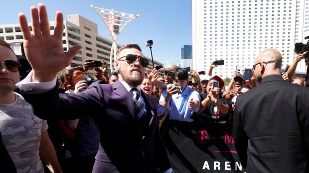 Referee Joe Cortez Weighs-In on Conor McGregor's Chances Against Floyd Mayweather