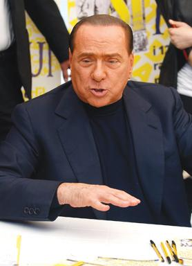 People of Liberty party (PDL) leader Silvio Berlusconi. Photo: Reuters