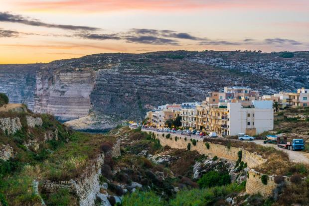 Xlendi is one of the valleys that will benefit from the funds. Photo: Shutterstock
