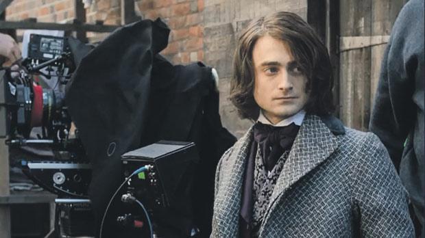 Daniel Radcliffe in Victor Frankenstein.