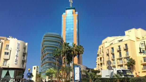 portomaso business tower