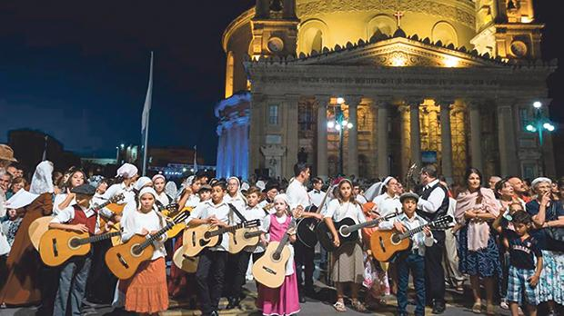 Culture vultures will be in for a surprise or two as Mosta's rural traditions will be put on display. Photo: Albert Camillieri