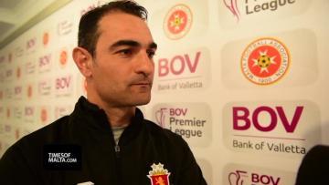 Watch: Moukanza's late goal sends title race to a decider   Video: Mark Zammit Cordina