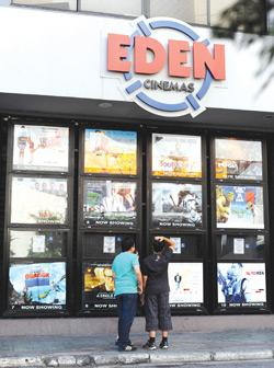 Eden Cinemas will show Shrek - For Ever After in 3D in the second week of its release in July thanks to new investment. Animated releases in 3D this summer also include Toy Story 3. Photo: Matthew Mirabelli.