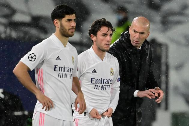 'Hats off' to Real Madrid from Zidane ahead of Chelsea second leg