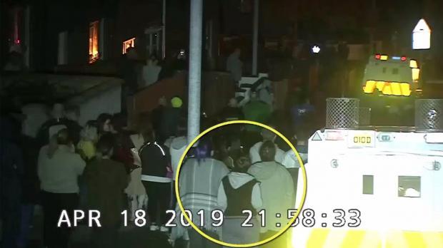 Watch: Two teens held after killing of N. Irish journalist