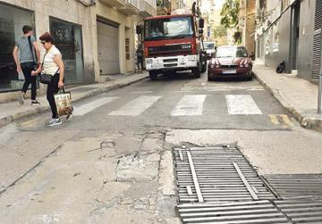Maintenance of urban roads used to be the responsibility of local councils.