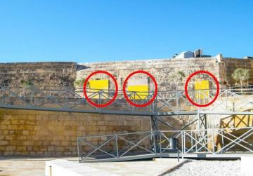 18th century house conversion into hotel 'will encroach' Ċittadella ditch