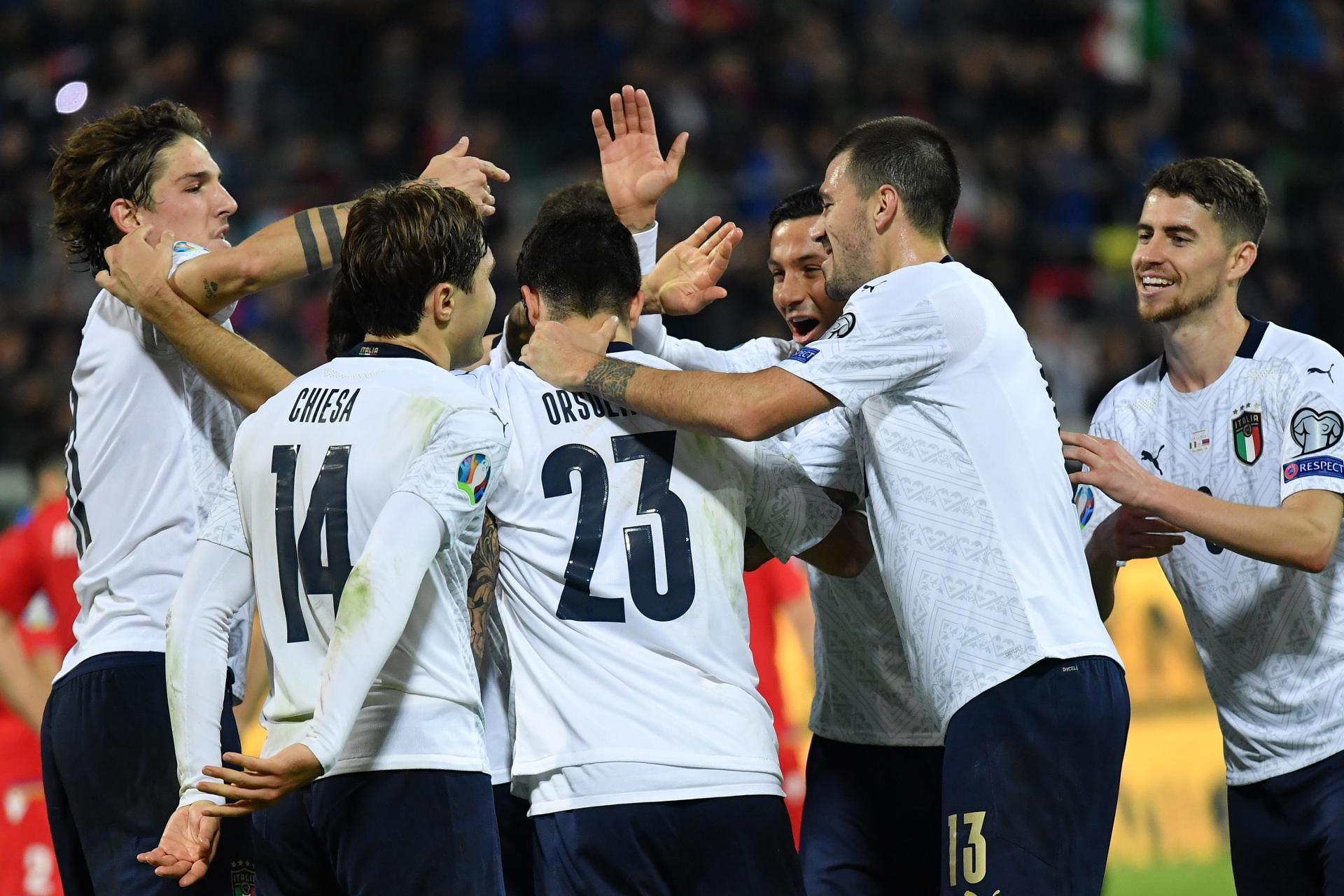 England to host Italy in Euro 2020 warm-up