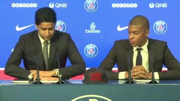 Watch: Mbappe to stay at PSG next season, club say | Video: AFP