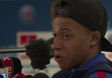 Watch: Mbappe to stay at PSG next season, club say