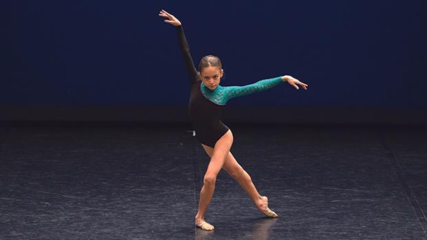 "Lea Ellul Sullivan: ""I can just dance and have fun."""
