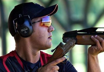 Shooter William Chetcuti wins gold medal at World Cup