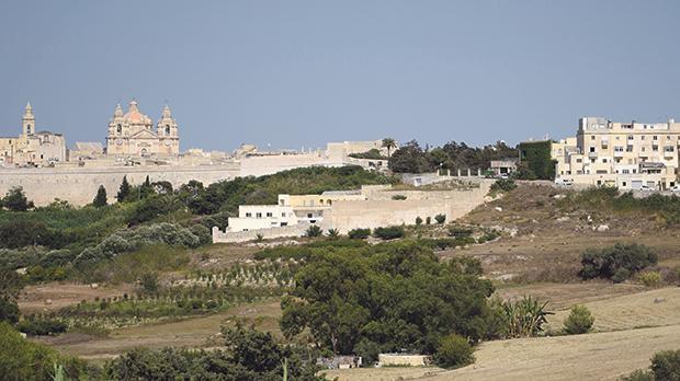 Ġnien Ħira valley in Rabat. Photo:Mark Zammit Cordina