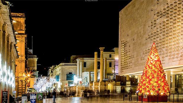 Valletta. Photo: Poppy Stevenson