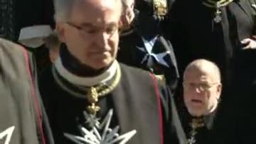 Knights of Malta find compromise after papal clash