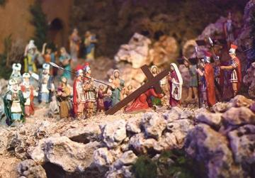 Ħamrun exhibition on Passion of the Christ set to impress visitors once again
