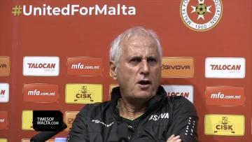 Watch: Kosovo need to be wary of Malta, says Challandes | Video: Matthew Mirabelli