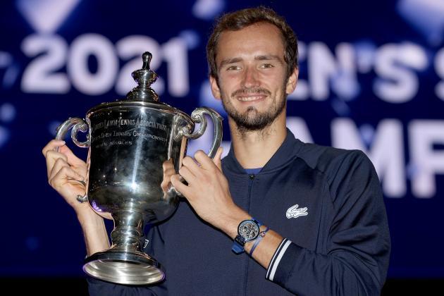 Djokovic's Grand Slam bid foiled as Medvedev wins US Open