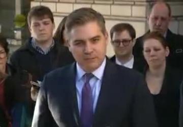 US judge temporarily restores White House press pass to CNN's Acosta