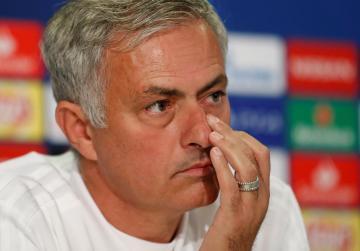 Artificial pitch no excuse says Mourinho