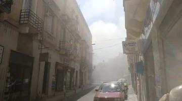 Fire destroys Sliema pharmacy, causes chaos in area | Video: Jonathan Borg