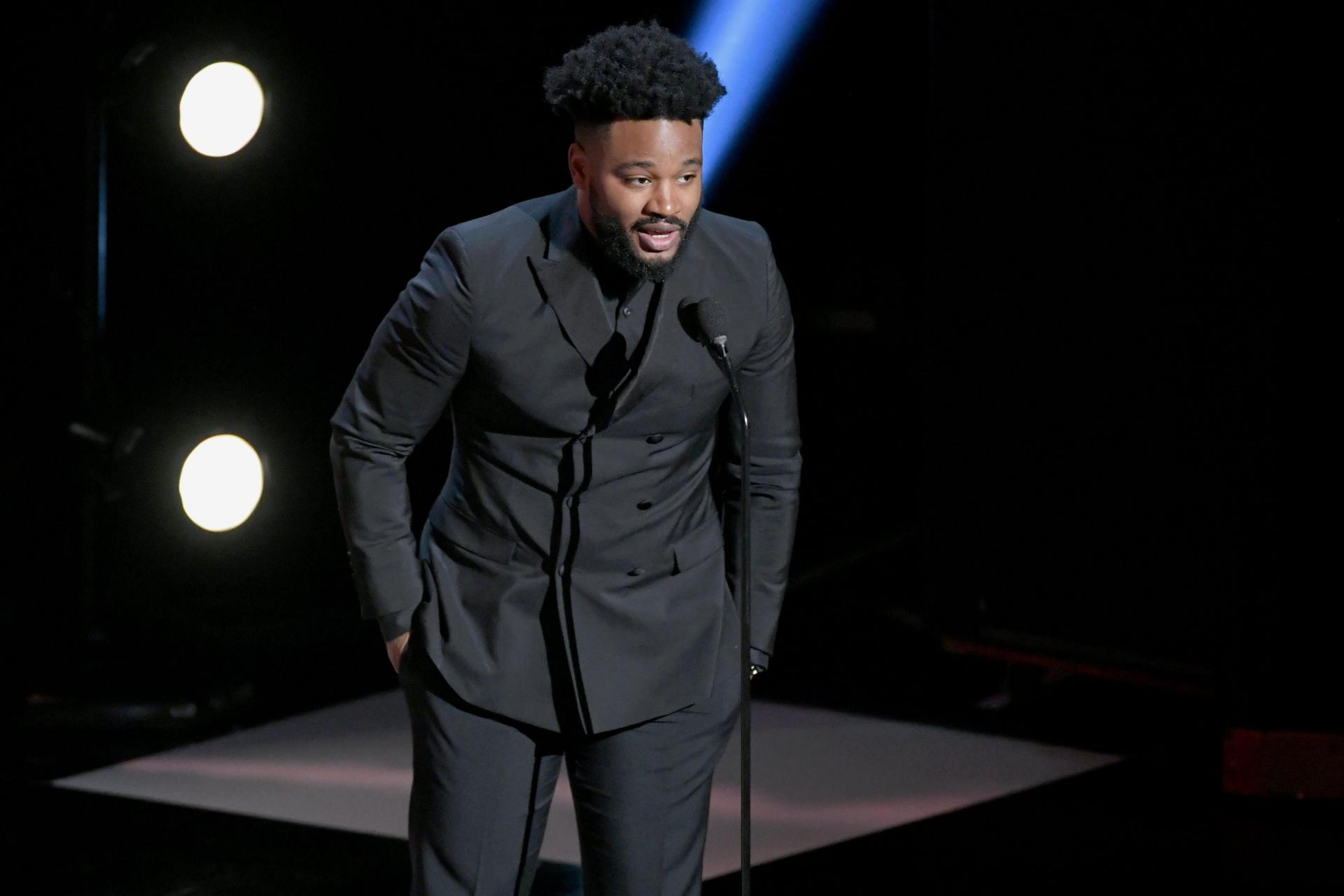 Ryan Coogler will be directing the series. Photo: Kevin Winter/Getty Images North America/Getty Images via AFP