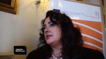 Helena Dalli has no 'opinion' on 17 Black | Video: Jonathan Borg