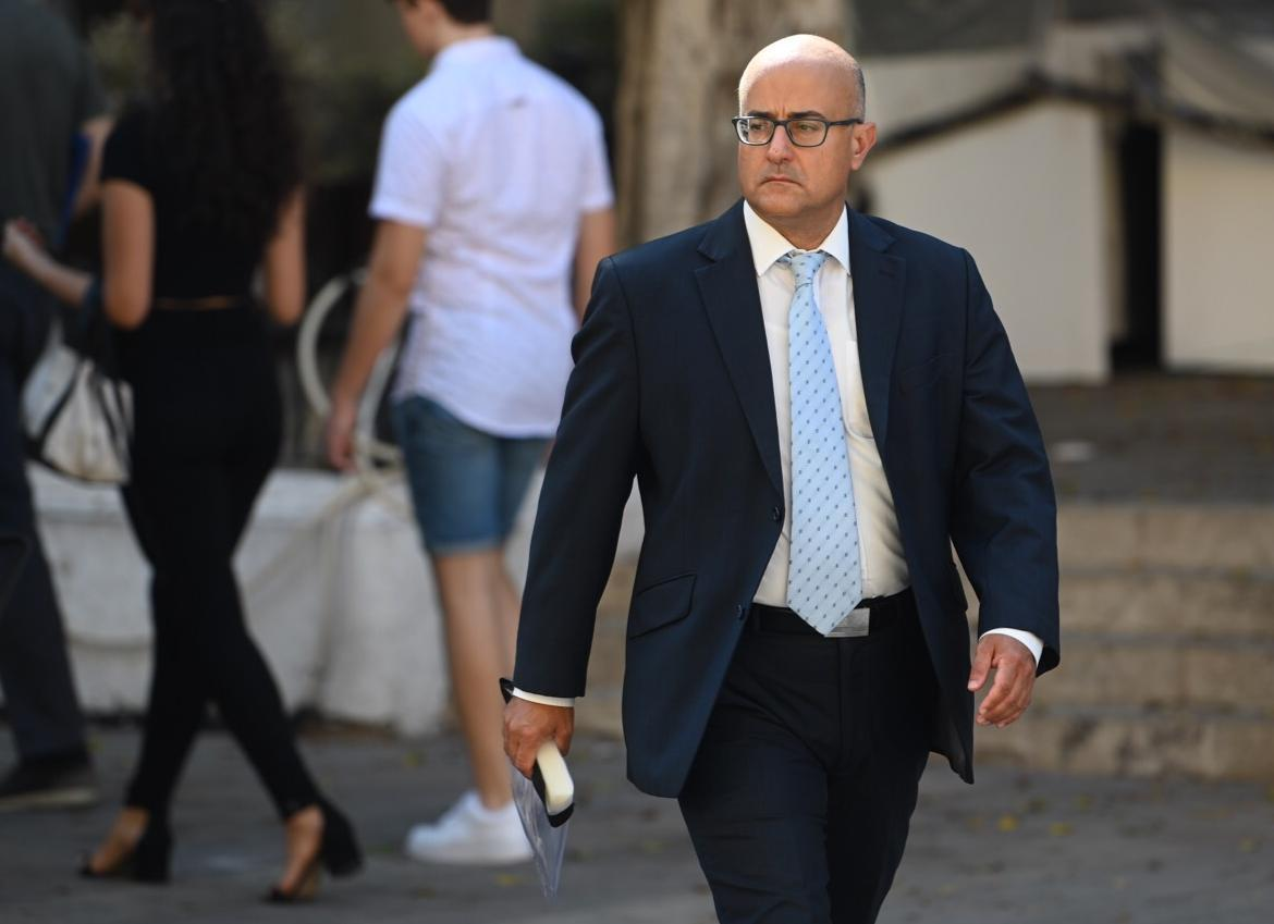 Lawyer Jason Azzopardi.