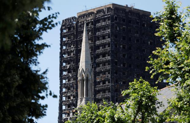 Grenfell Tower fire: Public inquiry hearing opens