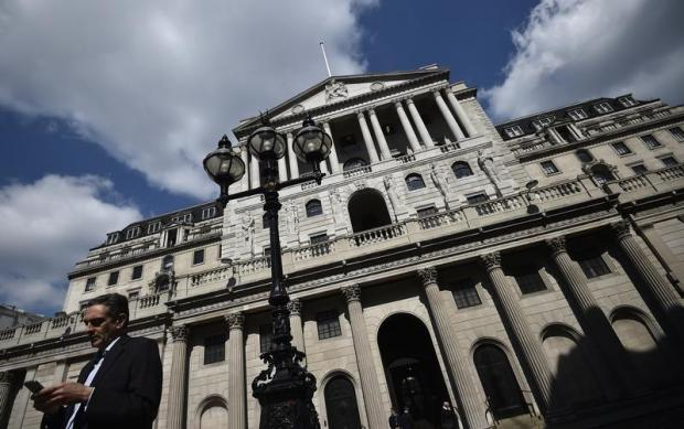 Bank of England takes action over bad debts