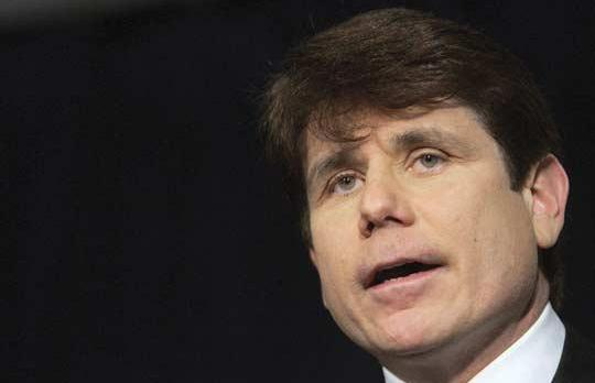 """I'm not even getting a fair trial. They're just hanging me"" - Blagojevich"